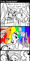 To the Crystal Empire by MrBastoff
