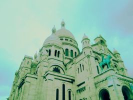 Sacre coeur. by breathinfreedom