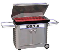 Grill by mikeandrickgraphics