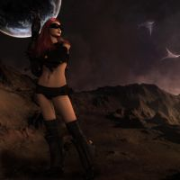 .:Protecting The Outer Rim:. by mzebony