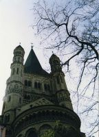 St. Martin Church in Cologne by popol-vooch
