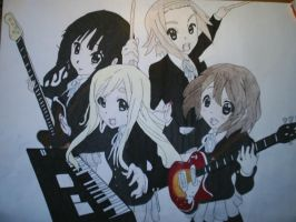 K-ON by DeeryMe