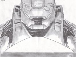 master chief by driller88