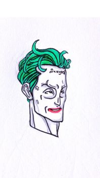 Joker by AgungSumedangArt