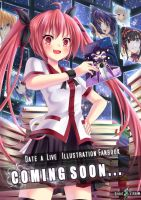 Coming soon Date a live fanbook by Villyane