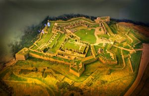 Charles Fort Overview by vikingjon
