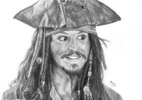 Jack Sparrow! by HanaKaeru