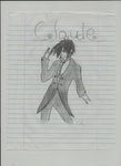 Claude by firefire38
