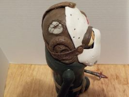 Friday the 13th Part 6 Potatohead right top view by Potatoheadmaster