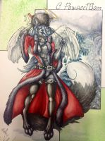 Christmas Angel 2012 by forensicfox