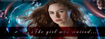 Facebook header Amy pond - The girl who waited by UnknownAhri