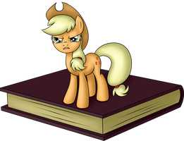 AppleJack by SkorpionLetun