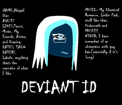 Deviant ID 1 by EtrnlDying