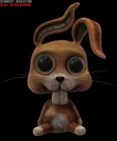 Rabbit Toy by CodFather