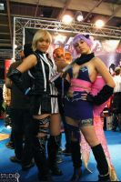 Sonia and Ayane Cosplayers 1 by chinsoon