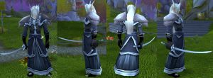Sephiroth in World of Warcraft by TheOnlyBezo