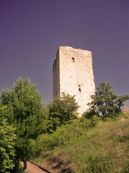 The Rossanella Tower by AliceCullen88