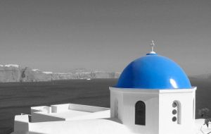Santorini by terrydesigns