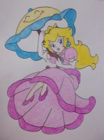 More of Peach by girlofhearts101