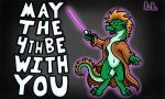Star Wars Day by TheGreenDragonGirl