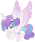 Princess Flurry heart by fluttershysocks