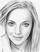 Amanda Seyfried by gregchapin