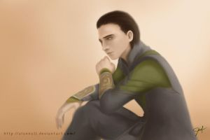 loki by WinterMaiden11