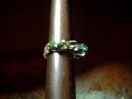 crystal ring 2 by Debals