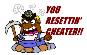 Mr. Resetti by BSonirachi