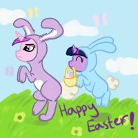 Easter Final by allanah