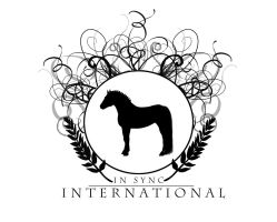 In Sync International Emblem by Decorum100