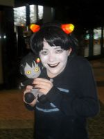 SugarKills: Be KARKAT VANTAS by SugarKills