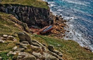The wreck 10 by forgottenson1