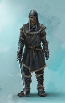 night's watch outfit by Skvor