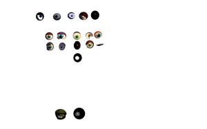 NEW FNAF Eyes Resource by Some-Crappy-Edits