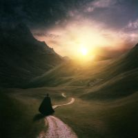 along life's path by photoflake