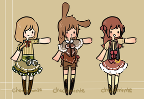 [PAYPAL ONLY] Fancy-shmansy adopts CLOSED by chocominte