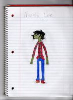 AT: Marshall Lee by choco-latte-squirrel