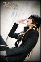 Code Geass:Lelouche Lamperouge by twinklee