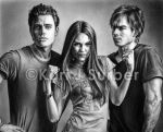 The Vampire Diaries by KJS-1
