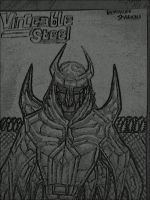 Dragon Shadou: Minion General Vinceable Steel by WillOTheWhisp