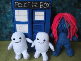 Year of the Adipose! by Rei2jewels