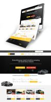 Car Dealership Web Design SOLD by vasiligfx