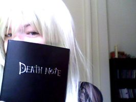 Cosplay:MisaAmane:DeathNote:7 by MzMessy