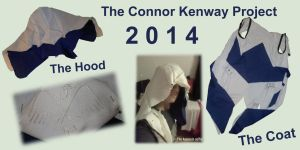 The Kenway Project - Progress 1: The coat by modecom1