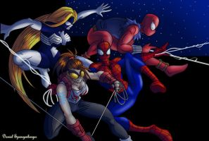 Legion of the Spider by Renezuo