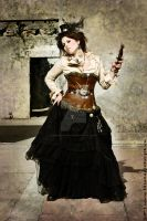 Steampunk Heart III by LipCreativeStudio
