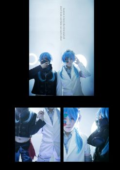 THE CHIRAL NIGHT-Diva into DMMD 04 by masato1026