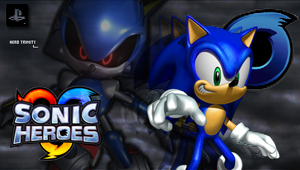 PSP: Sonic Heroes by Blackan
