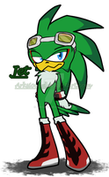 Jet by Arksious
